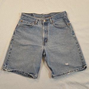 Levis 550 Jean Shorts Mens size 32